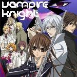 Female Supernatural Vampire Romance Vampire Knight anime genre