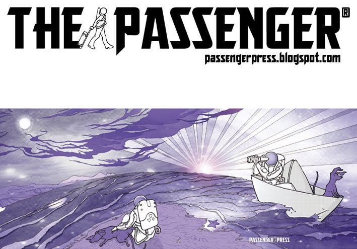 The Passenger N°2 * The Comics-Movies Art Magazine *