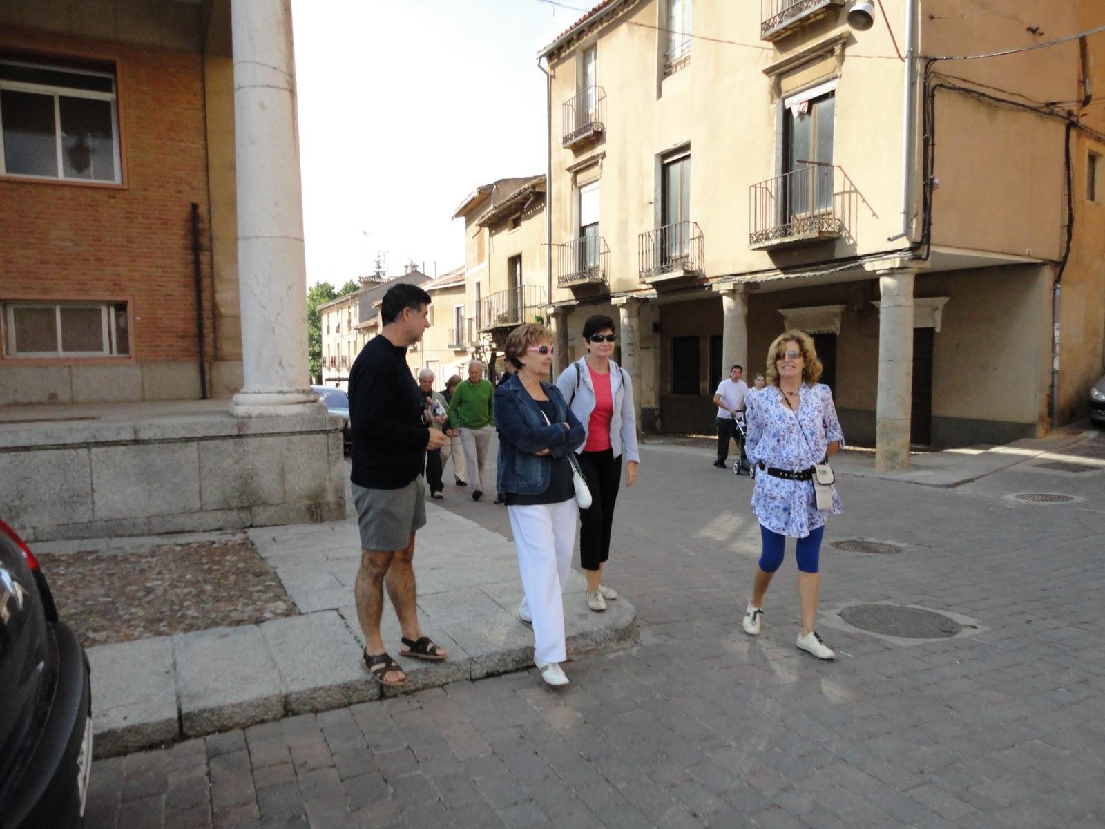 Camhinojo de santi visita a medina de rioseco 2 for Pisos en medina de rioseco