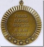 UNa Medallita, gracias