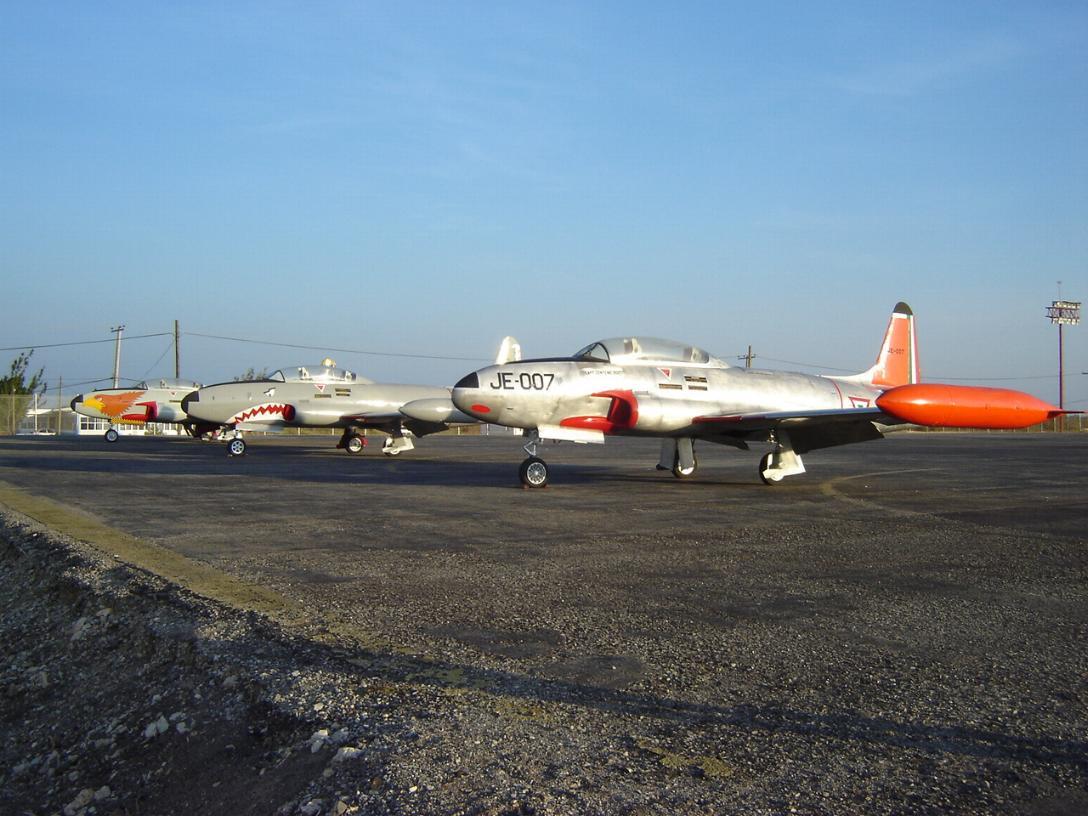 T-33 Fuerza Aerea Mexicana - Página 4 T-33+HISTORICOS