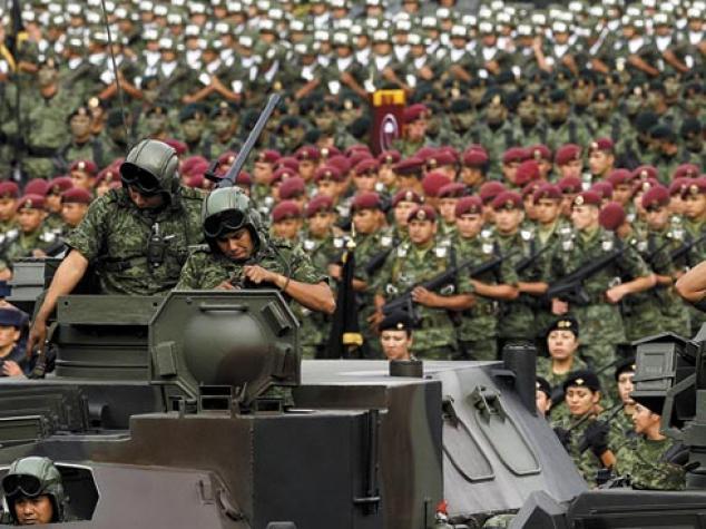 2017: Los 6 ejércitos más poderosos de América Latina