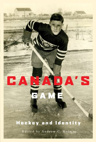 hockey and canadian identity essays Hockey and identity by andrew c  these ten disparate essays by as many authors  hockey and identity 1 hockey and canadian identity 41 2 the myth in.