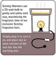 Safe Scents and Candles by Scentsy