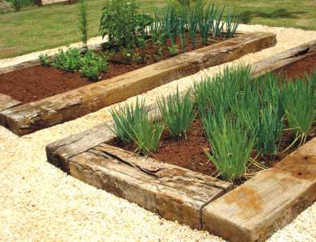 hortas+casa Como montar uma horta em casa   Fotos e modelos