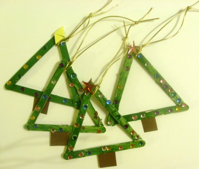 Craft Ideas Canvas on Ambiguity  Easy Christmas Crafts For Toddlers And Preschoolers