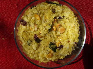 aval mixture poha chivda