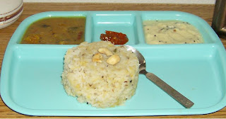 ven pongal south indian tiffin