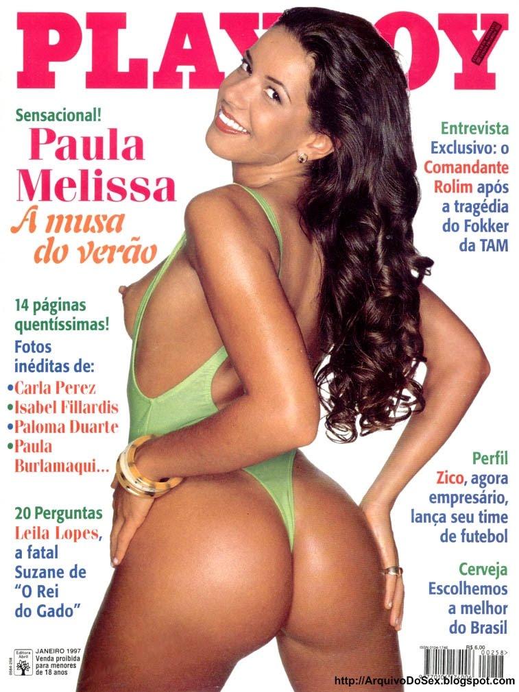 Paula Melissa