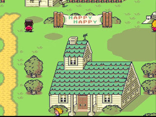 I'd go as far as to say that even non-RPG fans will dig Earthbound.