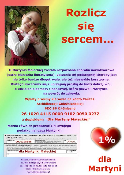 Pomoc dla Martyni