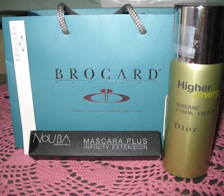 brocard higher energy