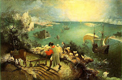 Fall of Icarus -Pieter Bruegel the Elder