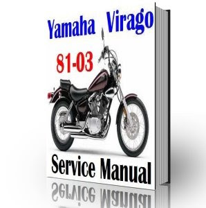 yamaha xv535 xv700 1100 service manual. Black Bedroom Furniture Sets. Home Design Ideas