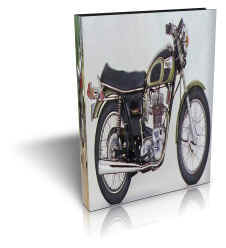 Triumph T150 Manual