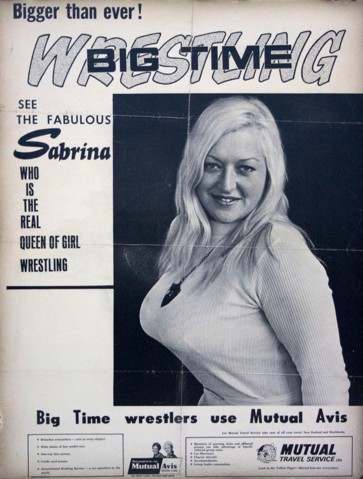 Women s professional wrestling 1950 1960 http www digplanet com wiki