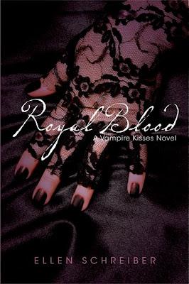 Vampire kiss - Ellen Schreiber Bd