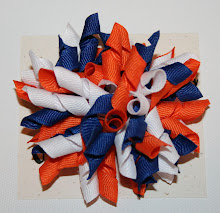 Team/School Pride Korker Bow's