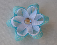 2 1/2 inch Flower Blossom Bow