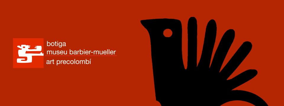 Tienda del Museo de Arte Precolombino Barbier-Mueller de Barcelona