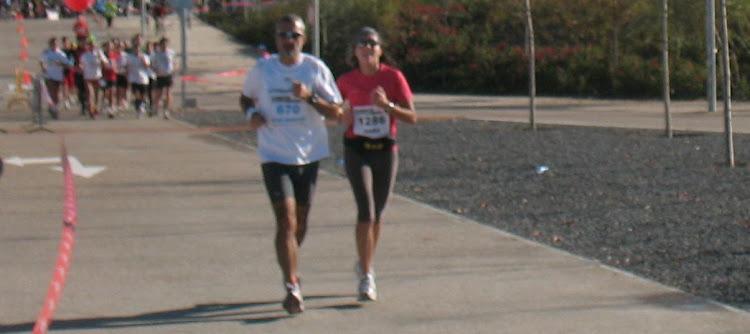 El aprendiz de maratoniano