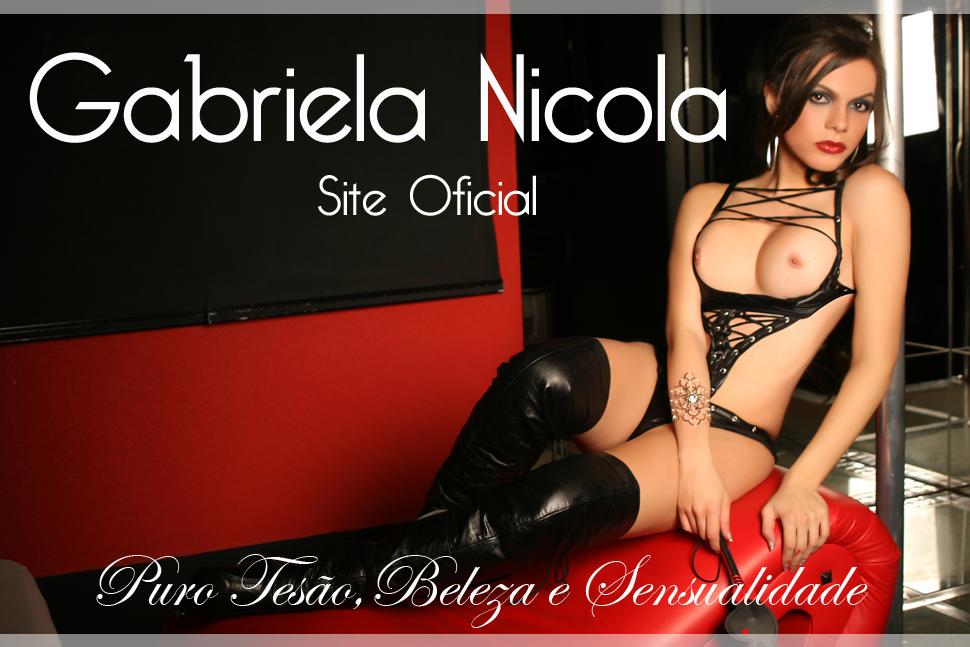 Gabriela Nicola - Modelo Transex Curitibana