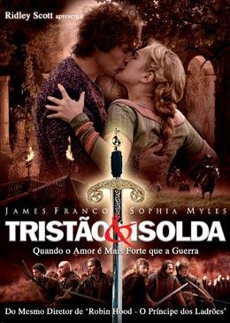 Filme Poster Tristão e Isolda DVDRip Dublado