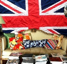 Handmade British Flag backdrop