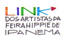 Página dos artistas da Feira Hippie de Ipanema