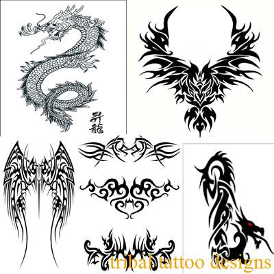 Tribal Tattoos Designs on Tribal Tattoo Butterfly Tattoo Celebrity Tattoo Celtic Tattoo Design