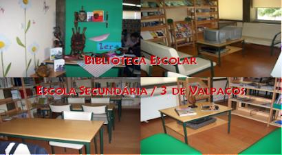 Biblioteca escolar feira do livro convite for Distancia entre estantes biblioteca