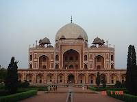 humayun's tomb- delhi india-tourism places in india