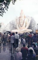 bangalore vacation- shiva temple- famous places in india