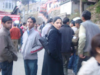 Mall road Shimla- Shimla india- Travelling to India
