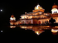 Albert hall- jaipur india- famous places in india