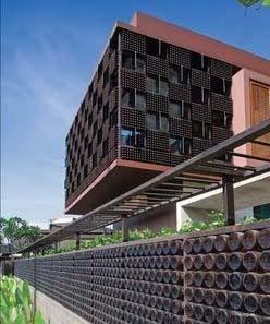 rumahbotol Rumah   Rumah Indonesia Yang Unik!