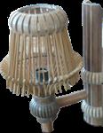 kap lampu