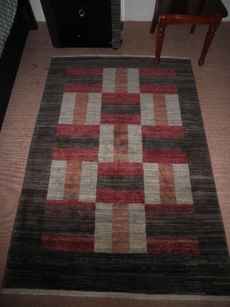 Kabul 9 dicembre 2010 il nuovo appartamento - Tanta polvere in casa ...