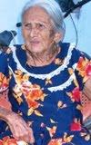 María Torres, Chontal cumple 115 años este 25 de Octubre en Tenabo. 7-Octubre-2010.