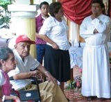 "Festejan Aniversario Casa Hogar ""San Vicente de Paul"", Calkiní."