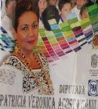 1er. Informe Gestorales-Legislativas de Patricia Acosta, Diputada Local PAN Calkiní. 19-Nov-2010.