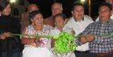 Inauguran Obra Ceibo x Titulación Calkiní como Ciudad. 3dic2010.