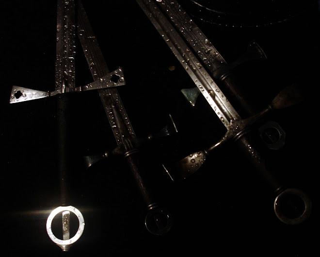 Gaelic Ring-Pommel Swords
