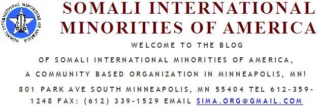 Somali International Minorities of America
