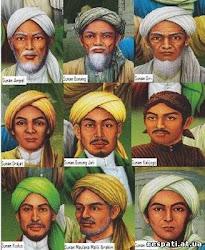Berkat Ridho Allah Ta`ala, Rasulullah Sholallohu `Alaihi Wassalam Dan Jasa Para Waliyullah.: