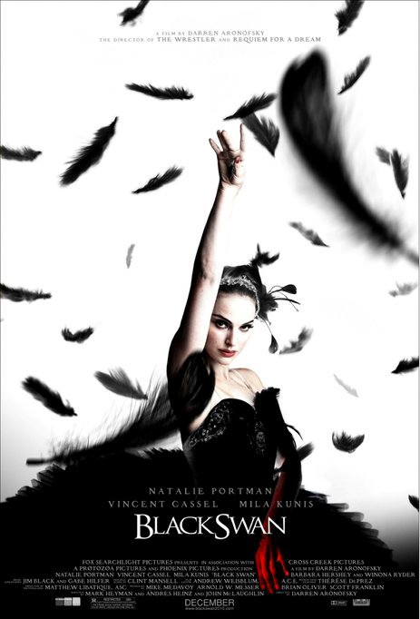 Black Swan is the rare scary movie to get any attention from the Academy,