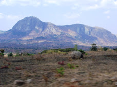 Mountain in Mozambique