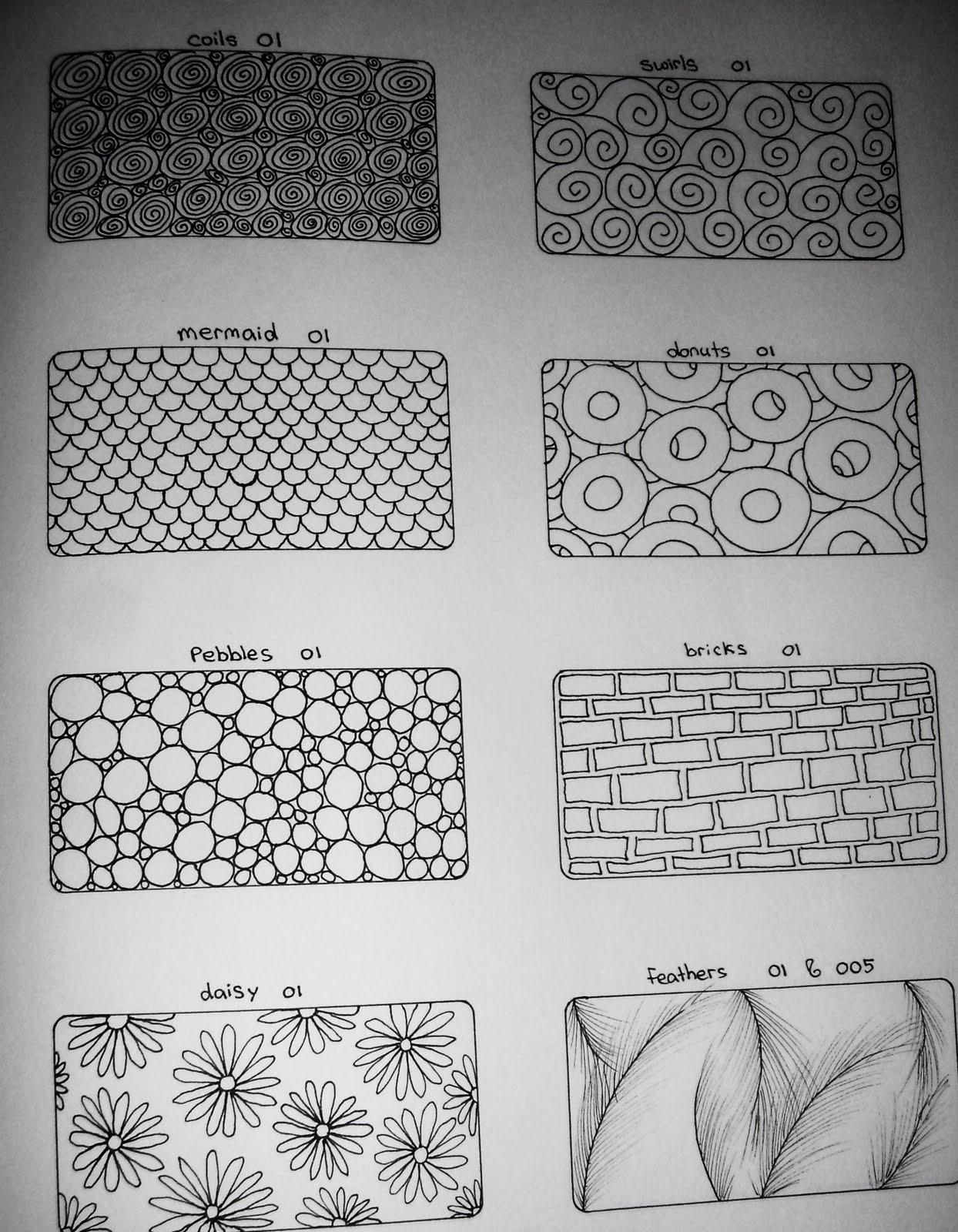 Daisydolls gypsy caravan keeping track of my doodle designs - Doodle dessin ...