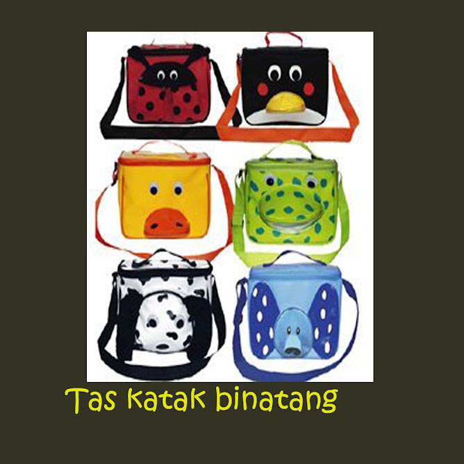 Lunch box binatang