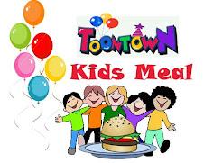 Toon town Kids Meal